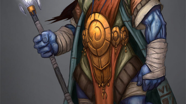 E3 world of warcraft accueille les draene actualit s - World of warcraft sur console ...