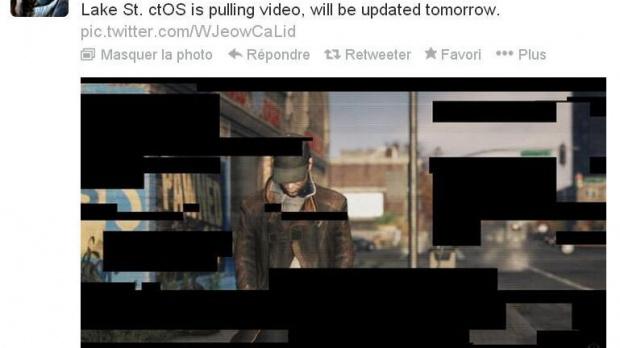 Watch Dogs : Nouvelle vidéo demain ?