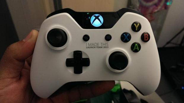 La Xbox One blanche en image