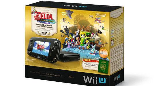 La Wii U s'offre un pack avec Wind Waker HD