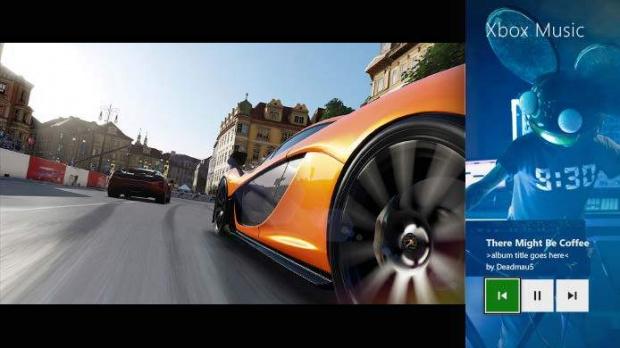 GC 2013 : L'interface Xbox One en images
