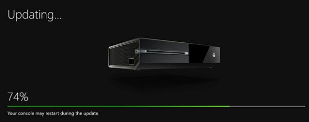 Xbox One : La mise à jour de septembre