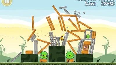 200 millions de téléchargements pour Angry Birds