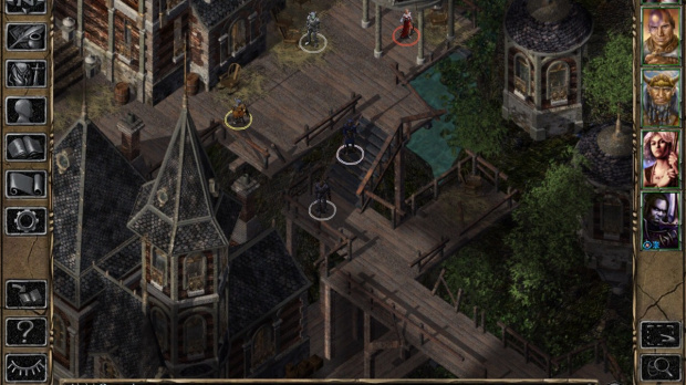 Baldur's Gate II : Enhanced Version disponible sur iPad