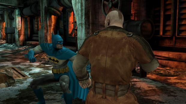 Batman Arkham City : Lockdown se met à jour