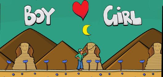 Boy Loves Girl