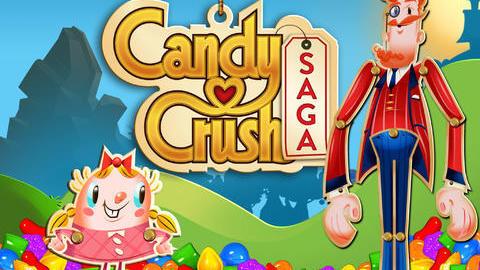 King et Candy Crush toujours en chute