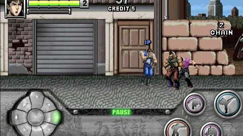Double Dragon sur iPhone !