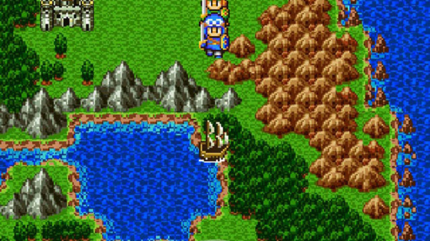 Dragon Quest 2 disponible sur mobiles