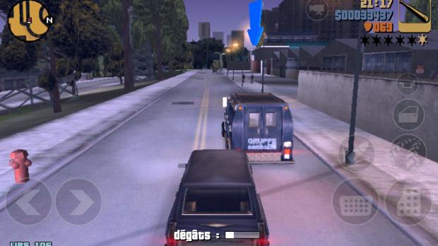 Les GTA en promo sur smartphones