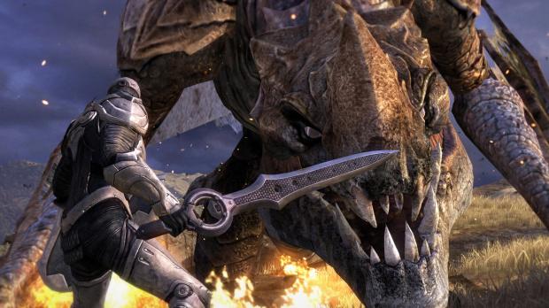 Infinity Blade Saga sur Xbox One en Chine
