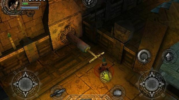 Lara Croft & the Guardian of Light sur Android et en promo