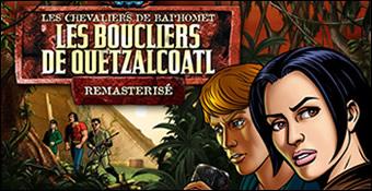 Les Chevaliers de Baphomet : Les Boucliers de Quetzalcoatl