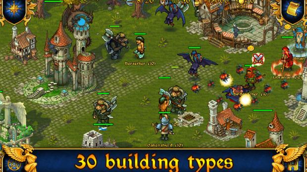 Majesty : The Fantasy Kingdom Sim sur l'App Store