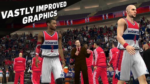 NBA 2K15 aussi sur mobiles