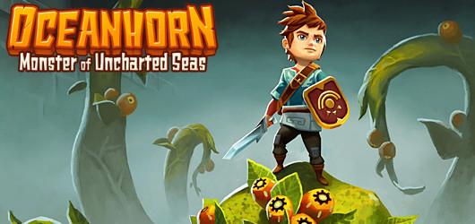 Oceanhorn : Monster of Uncharted Seas