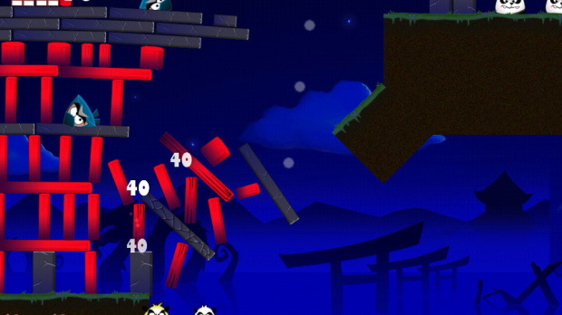 Pirates vs Ninjas vs Zombies vs Pandas est disponible sur iPhone