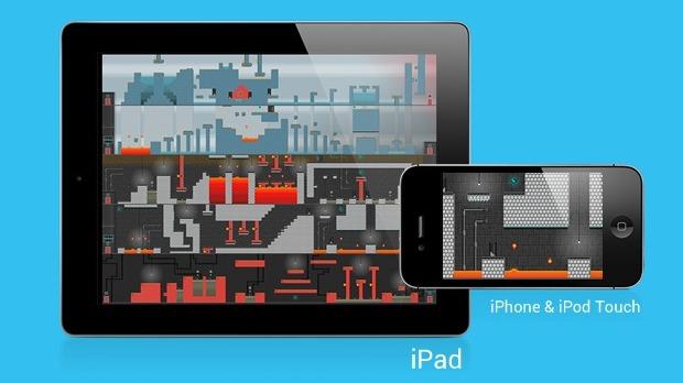 Pixel Press : Dessinez votre jeu de plates-formes
