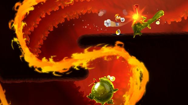 Rayman fait une nouvelle pointe de vitesse sur mobiles