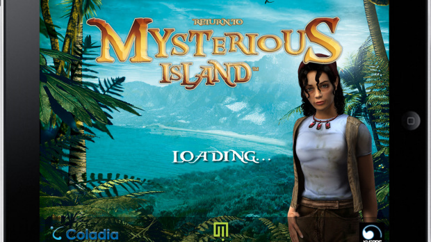 Retour sur l'Ile Mystérieuse retourne sur iPad