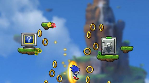 Sonic Jump sur iOS