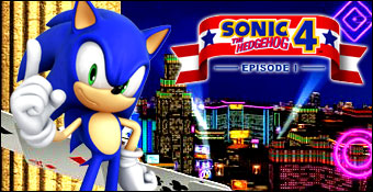 Sonic the Hedgehog 4 - Episode 1