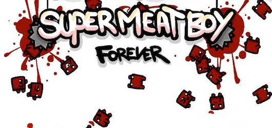 Super Meat Boy : Forever - PAX Prime 2014