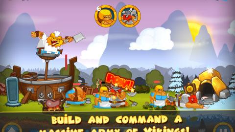 Swords & Soldiers est de sortie sur l'App Store