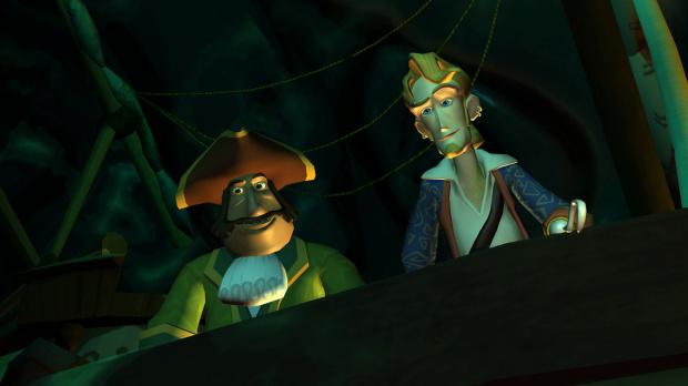 Tales of Monkey Island débute sur iPad