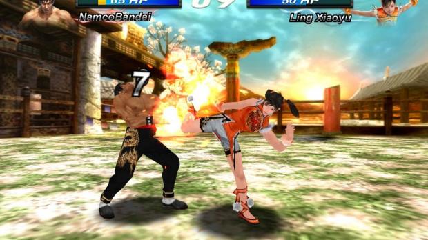 Tekken Card Tournament est un succès