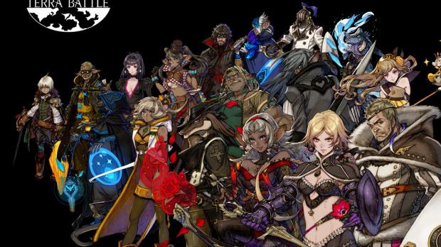 Terra Battle dépasse les 500.000 téléchargements