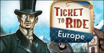 Ticket to Ride Pocket Europe