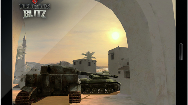 E3 2014 : World of Tanks Blitz le 26 juin sur iOS