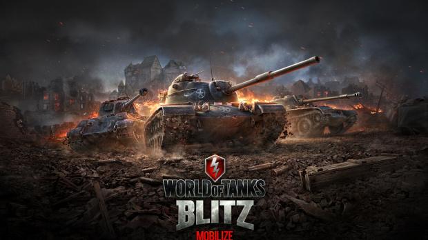 World of Tanks est arrivé sur Android