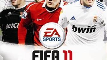 Lloris et Benzema sur la jaquette de FIFA 11
