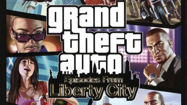 GTA : Episodes from Liberty City en retard