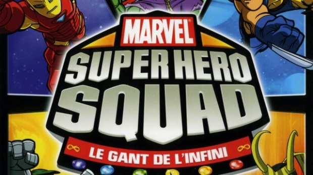 THQ annonce Marvel Super Hero Squad : The Infinity Gauntlet