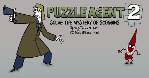 Puzzle Agent 2 annoncé, Puzzle Agent 1 sur PSN