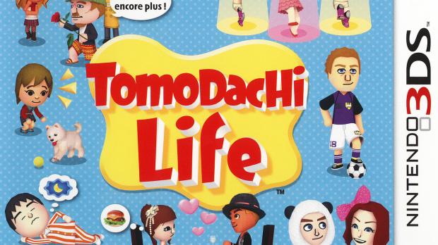 Tomodachi Collection 3DS sortira peut-être en Occident