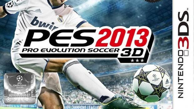 PES 2013bientôt de sortie sur 3DS