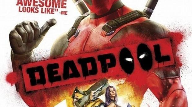 Deadpool : Un visuel pour la jaquette