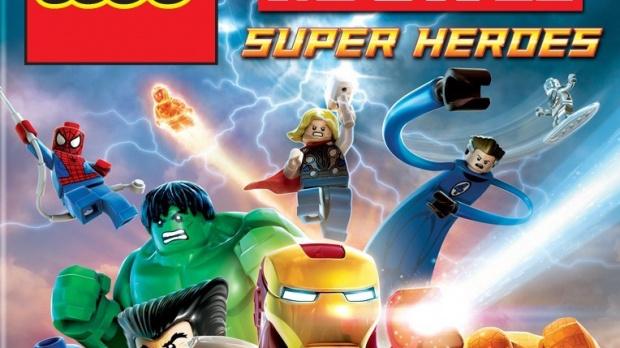 LEGO Marvel Super Heroes s'offre une jaquette