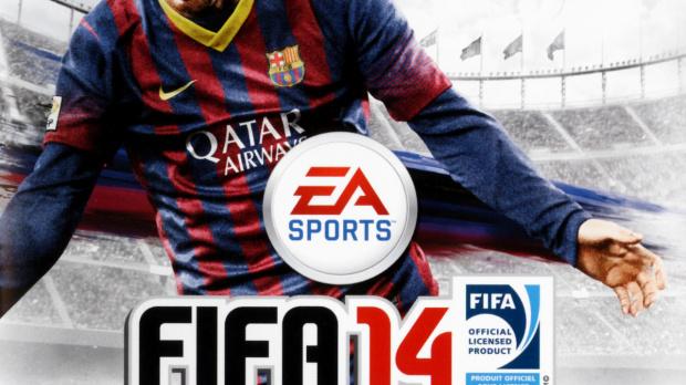 FIFA 14 présente sa jaquette