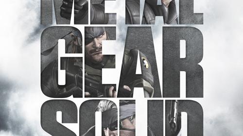 Metal Gear Legacy : L'intégrale de la série sur PS3