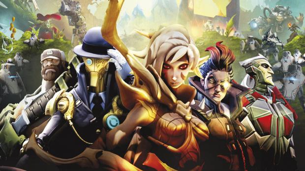 Battleborn, le nouveau FPS de Gearbox