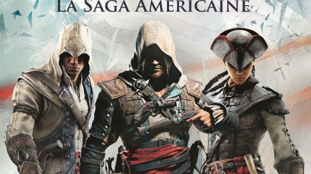 Assassin's Creed : La Saga Américaine compilée sur PC, PS3 et Xbox 360