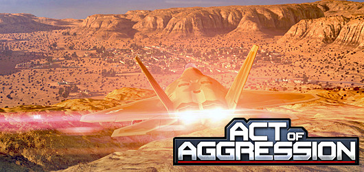 GDC 2014 - Act of Aggression