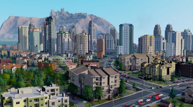 Du cross-play pour SimCity
