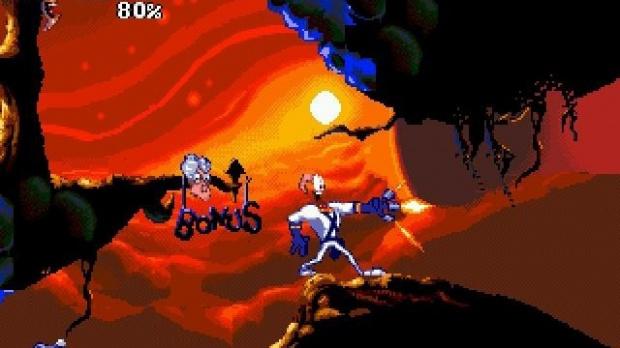 Oldies : Earthworm Jim 2