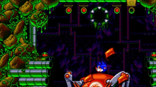 Oldies : Sonic Spinball